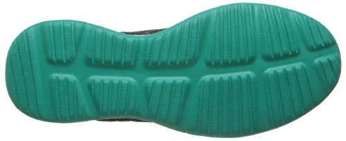 Reebok Dames Royal Simple Fashion Sneaker Grind / Zwart / Tijdloos Groenblauw / Wit