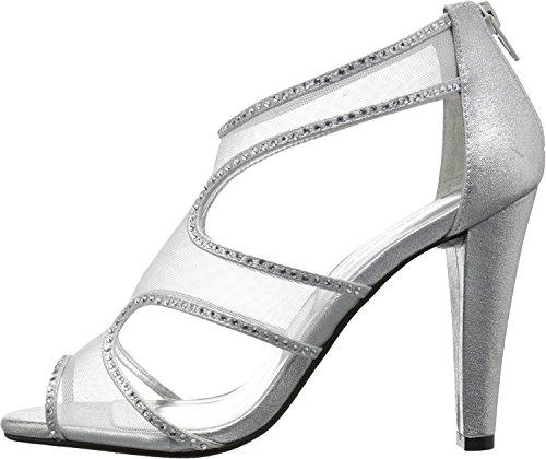 Caparros Femmes Desire Chaussures À Talons Mushroom Metallic