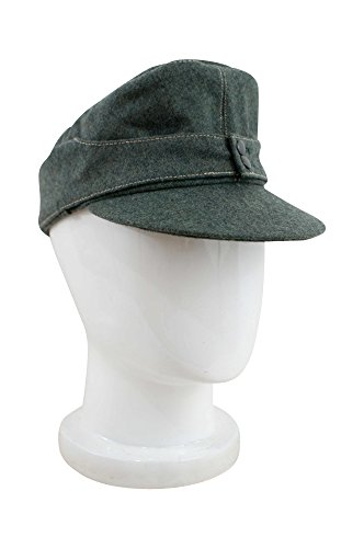 WW2 German Heer EM M43 Field Cap field grey-L (60-61) for sale  Delivered anywhere in USA