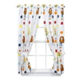 Lil Bratz Wild Ride Drapes - 82 x 63""