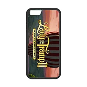 Lady and the Tramp II Scamp's Adventure iPhone 6 4.7 Inch Cell Phone Case Black V09721243
