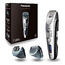 Panasonic ER-SB60 - Barbero profesional, color plata