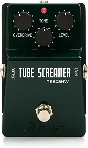 Ibanez TS808HW 9 Series Hand-Wired Tube Screamer Distortion for sale  Delivered anywhere in USA