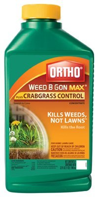 Ortho Weed B Gon Max Plus Crabgrass Control Conc