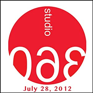 Studio 360: Hilary Hahn Improvs & Kids Blog Radio/TV Program