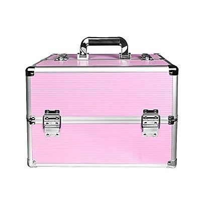 Portable Makeup Train Case