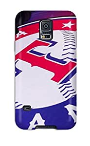 Ryan Knowlton Johnson's Shop texas rangers MLB Sports & Colleges best Samsung Galaxy S5 cases