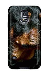 StephanieShaw SxQigqt6058qmLkC Case For Galaxy S5 With Nice Rottweiler Dog Appearance