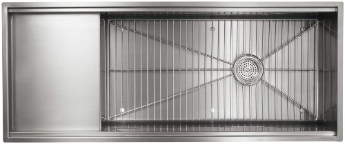 KOHLER K-3761-NA Stages 45-Inch Stainless Steel Kitchen Sink by Kohler (Image #5)