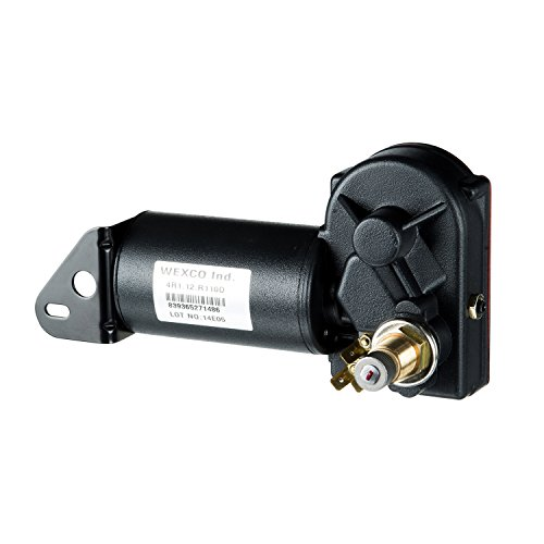 - Wexco Wiper Motor, 4R1.12,19S2.R110D, One and a half inch (1.5