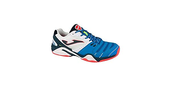 Joma Zapatillas Padel Match 703 Marino - 46: Amazon.es: Deportes y ...
