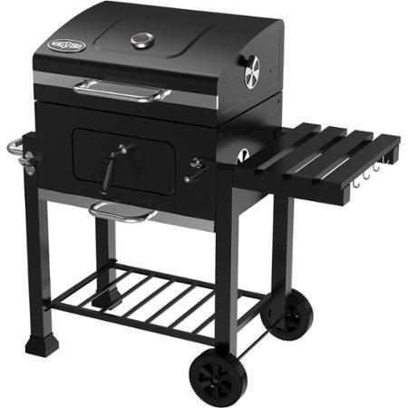 kingsford 24 charcoal grill - 3