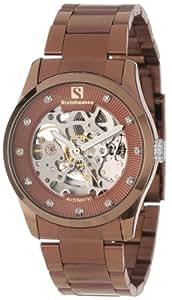 Steinhausen Men's TW8372C Brahms Automatic Skeleton Watch