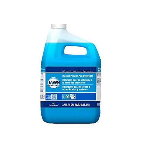 Dawn Professional Pot and Pan Detergent, Regular Scent, 1 Gallon (Case of 1)