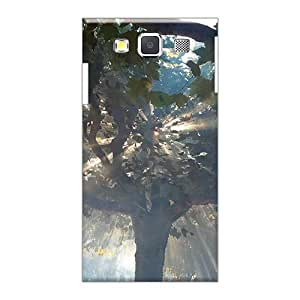 Excellent Cell-phone Hard Cover For Samsung Galaxy A3 (RRB1074Ihpr) Customized Beautiful Magic Tree 2 Pictures