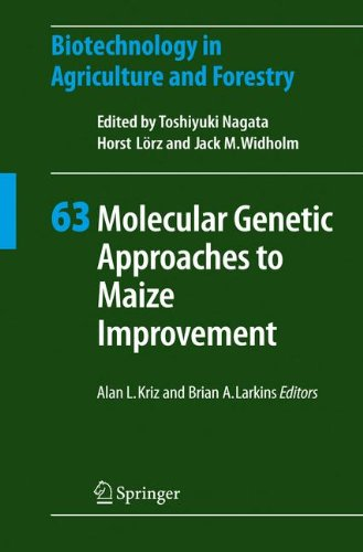 Molecular Genetic Approaches to Maize Improvement (Biotechnology in Agriculture and Forestry)