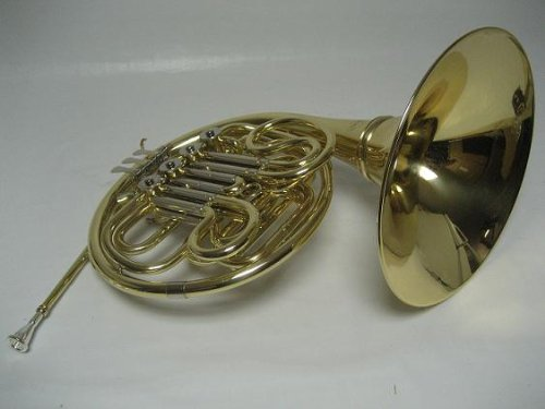 OPUS USA by Ktone Professional Gold Double French Horn Brand New by OPUS USA by Ktone