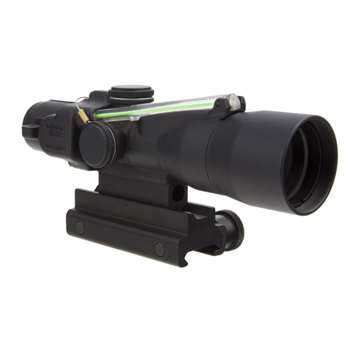 Used, Trijicon ACOG 3 X 30 Scope Dual Illuminated Chevron for sale  Delivered anywhere in USA