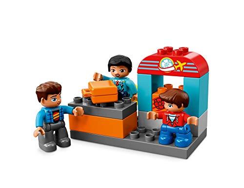 LEGO Duplo 10871 - Flughafen, Ideales Spielzeug für Kinder im Alter von 2 bis 5 Jahren 4