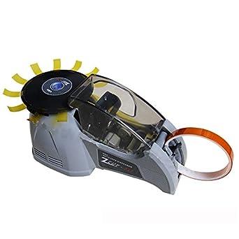 Automático dispensador de cinta de carrusel eléctrico zcut-870 para claro Longitud de corte