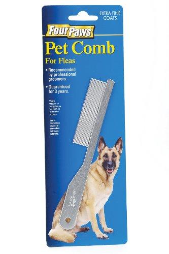 Pet Comb for flea removal, Extra fine coats, My Pet Supplies
