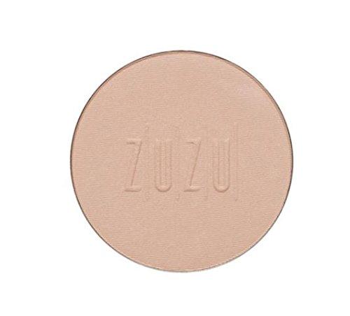 Zuzu Luxe Dual Powder Foundation Refill D14 Light To Medium (Pressed Powder Light Refill)