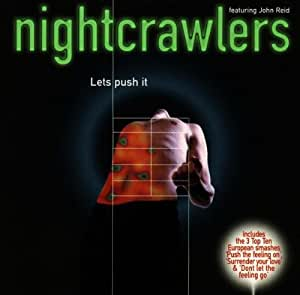 nightcrawlers lets push it amazoncom music