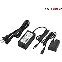 FIT-POWER ACK-E6 Repalcement AC Power Adapter kit For...