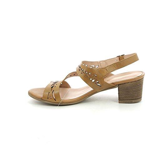 Scarpe Seval Alti amp;scarpe Beige Marina Donna Sandali RqF5pd