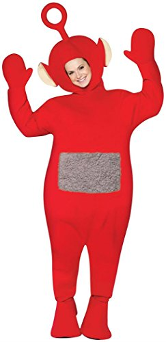 Teletubbies Halloween Costume (Teletubbies Costume - One Size - Chest Size 48-52)