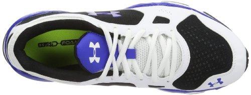 Under Armour UA Micro G Pulse TR SUB Herren Outdoor Fitnessschuhe Weiß (White / Superior Blue /  / White 102)