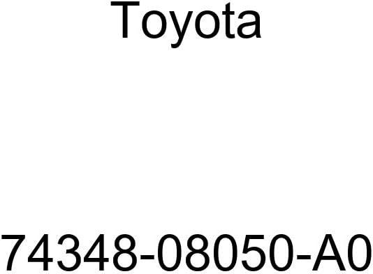 TOYOTA Genuine 74348-08050-A0 Visor Holder
