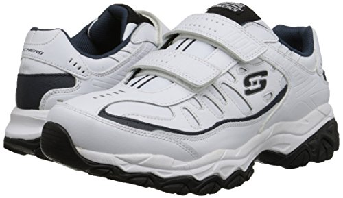 Skechers Afterburn Memory Foam Walking Shoes For Men
