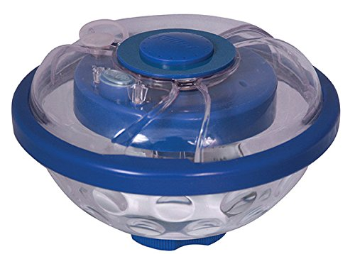 GAME 3567 Fountain Underwater Light Show for Pools, 6.9 x 6.9 x 4.4 inches, Blue