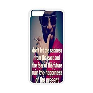 "YNACASE(TM) Kid Cudi New Print Phone Case for iPhone6 4.7"",Personalized Case with Kid Cudi"