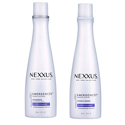 (Strength Recovery Shampoo and Conditioner duo set)