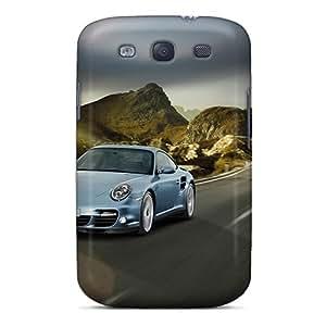 [HeT18668yFNS] - New 2011 Porsche 911 Turbo S Protective Galaxy S3 Classic Hardshell Cases