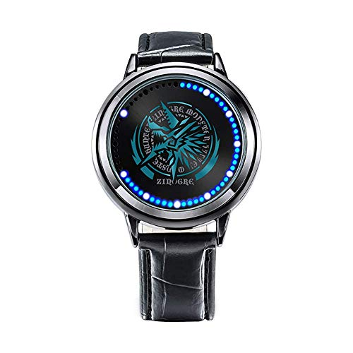 (Wildforlife Monster Hunter Zinogre Collector's Edition Touch LED Watch)