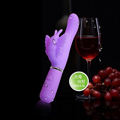 Hao Chi 30 aframax frequency butterfly kisses G-spot vibrator double waterproof silicone Adult supplies the new 88005