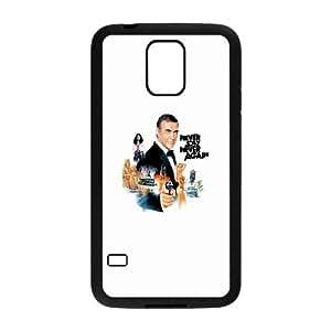 James Bond 007 Samsung Galaxy S5 Cell Phone Case Black DIY present pjz003_6457759