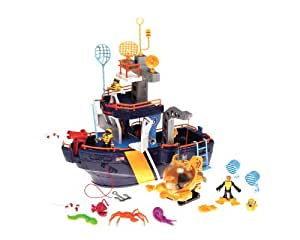 Fisher-Price Imaginext Ocean Boat