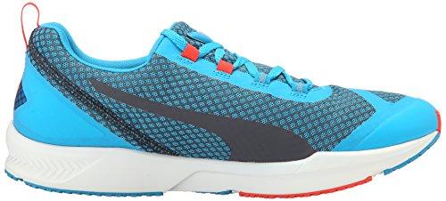 Puma Ignite Xt Core zapatillas de running Atomic Blue-Black-Red Blast