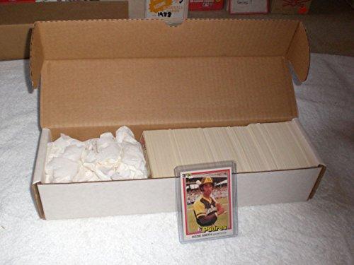 1981 Donruss Baseball Complete Set - 605 Cards - Hand Collated - Tim Raines Rookie Card - Rickey Henderson, Ozzie Smith (1981 Donruss Card)