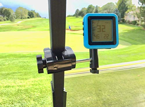 Caddie Buddy Golf Cart Mount/Holder for Your Phantom, Neo, Neo Ghost GPS by Bushnell