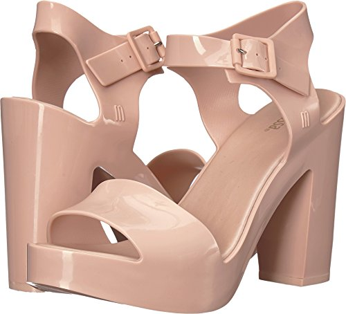 Heel Mar Heel Light Mar Melissa Light Heel Pink Pink Melissa Melissa Mar wXyq81zH