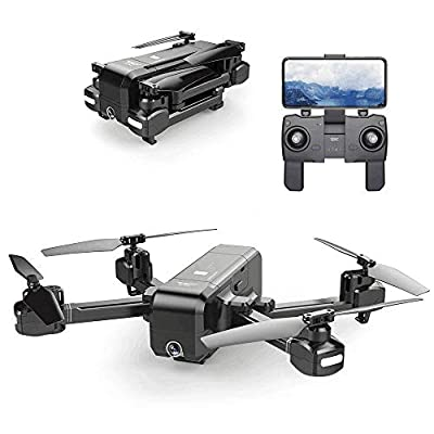Meiyiu SJRC Z5 GPS Foldable RC Drone 5G WiFi FPV with 1080P Camera Double GPS Dynamic Follow RC Drone Quadcopter