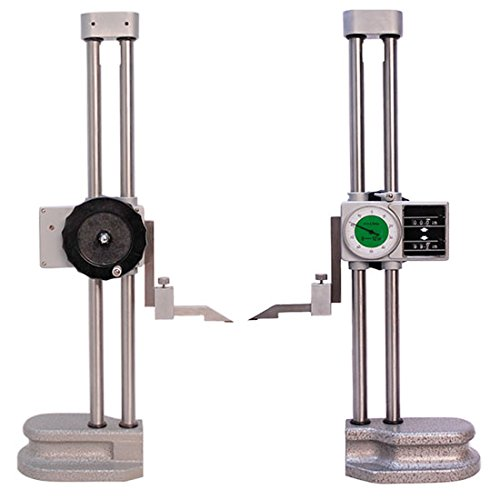Dial Height Gauge - Double Dual Twin Beam 12