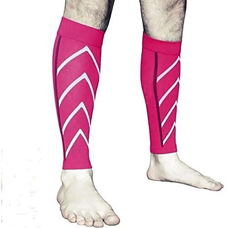KKJLXX Compresión Deportes Seguridad Calentadores de piernas ...