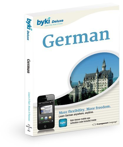 Byki German Language Tutor - Learn German Before You Know It with Audio Lessons for your iPod or MP3 Player (Windows & - Pda Player Flash Palm