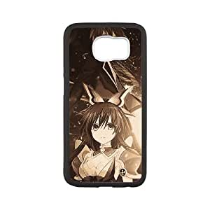 Date A Live Samsung Galaxy S6 Cell Phone Case Black present pp001_9749448